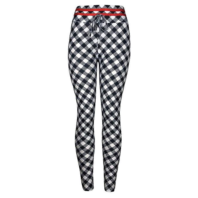 Cintura Alta de Yoga Pantalones, YpingLonk Yoga Leggings ...