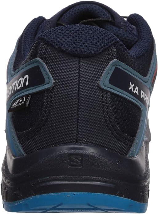 L40638700 Salomon Kinder XA Pro 3D J Trail Running Schuhe PN