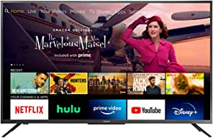 All-New Toshiba 55LF621U21 55-inch Smart 4K UHD with Dolby Vision - Fire TV Edition, Released 2020