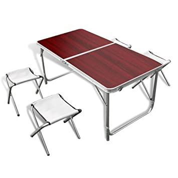 Speed Table pliante table de camping Table pliante Table de jardin ...