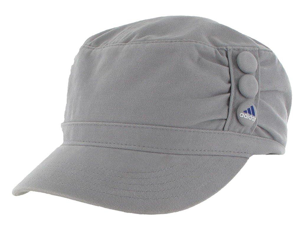 f663fff8237 adidas Women s Wilshire Military Cap (Tech Grey
