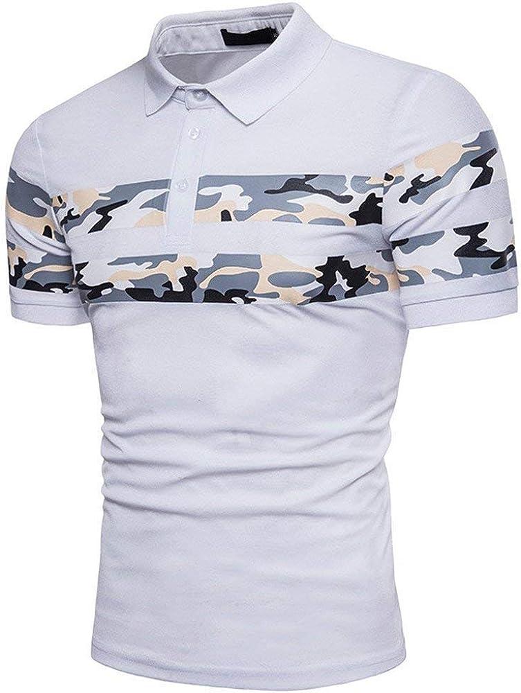 Polo Camisa para Hombre De Verano Casual Sport Mode De Marca ...