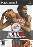NCAA March Madness 08 - PlayStation 2
