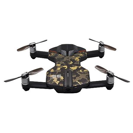 DishyKooker Wingsland S6 Pocket Selfie Drone WiFi FPV con cámara ...