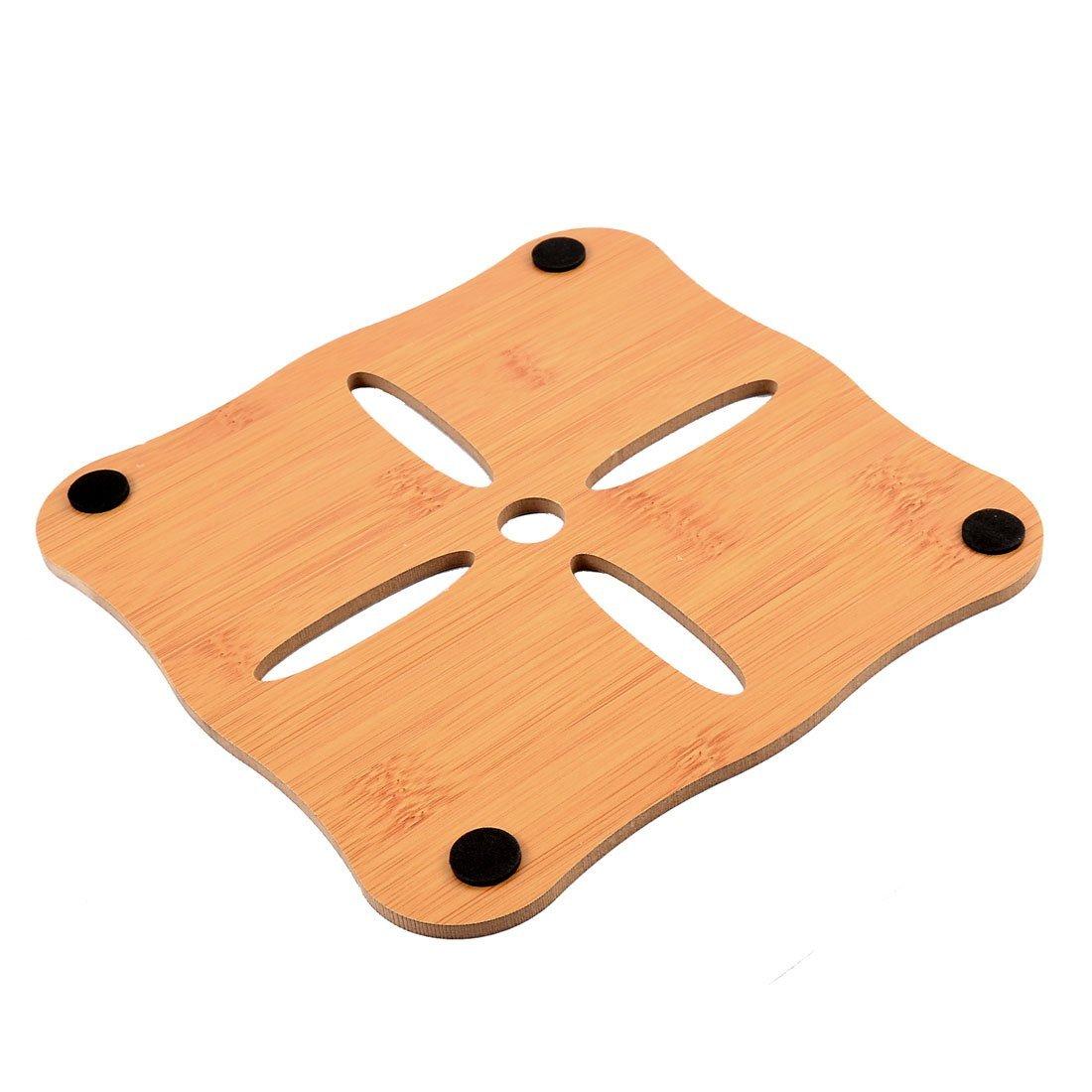 Amazon.com | Heat Mat Forma eDealMax bambú Plaza Home Cocina ...