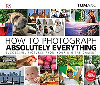 Book Cover: How to Photograph Absolutely Everything