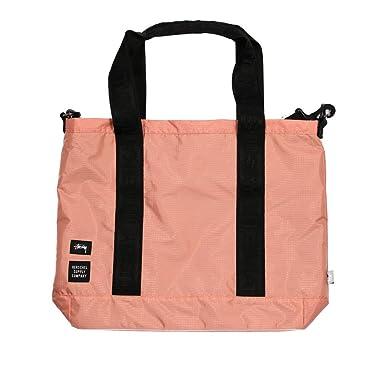 e8cc85b6c43 Amazon.com   Stussy x Herschel Supply Ripstop Tote Bag   Travel Totes
