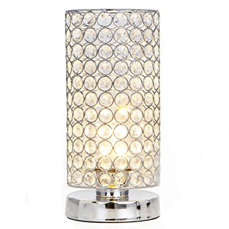 POPILION Decorative Chrome Crystal Table Lamp, Crystal Shade Table on crystal bedside lamps, crystal lamps for living room, crystal bedroom decor, crystal nightstand lamps, decorative vases for bedroom, crystal lights for bedroom, ceiling lamps for bedroom, crystal lamps for girls rooms, crystal floor lamp, crystal chandeliers for girls rooms, crystal lamps cheap, wall lamps for bedroom, crystal bead table lamp, crystal table lamp black shade, coastal lamps for bedroom, crystal cube table lamp, crystal chandeliers for bedroom, crystal orb table lamp, lamp shades for bedroom, black light lamps for bedroom,