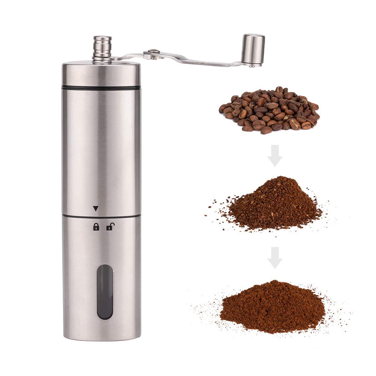 Molinillo de caf/é Manual Kingmate B