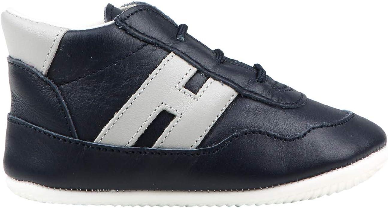 Hogan Junior Sneakers Olympia Bambino Baby Boy MOD. HXB0520BH90 20 ...
