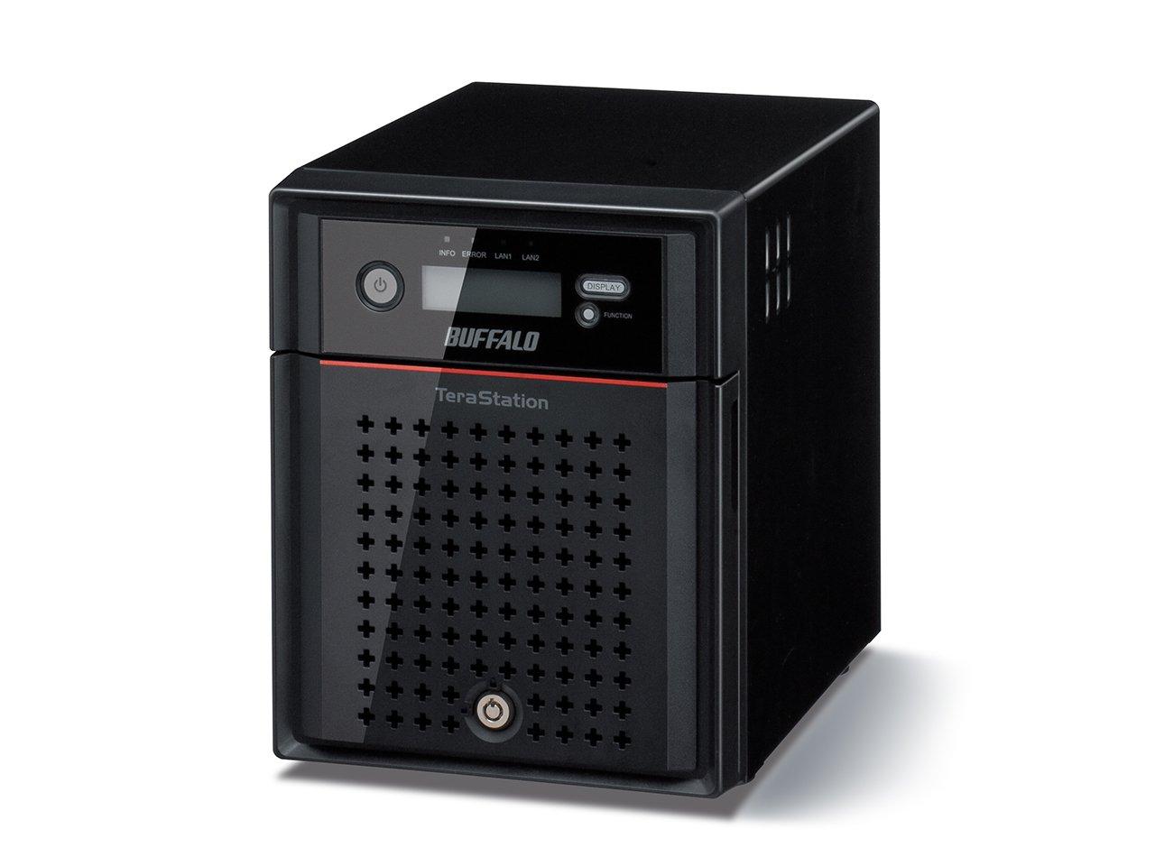 Buffalo TS4400D NAS Drivers Windows XP