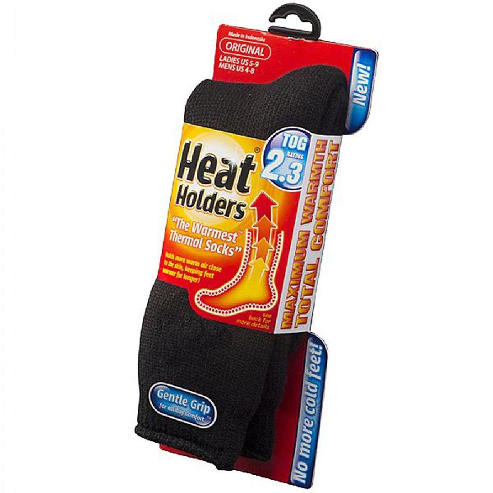 fa1897cc1cff5e Amazon.com : Heat Holders Mens Original Style Socks - 1 Pair : Casual Socks  : Sports & Outdoors