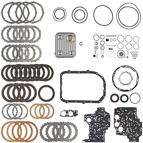 03 tahoe transmission rebuild kit - 9