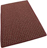 SQUARE 10'X10′ Tahoe New London Indoor Durable Level Loop Area Rug for the Home with Premium BOUND Polyester Edges. Review