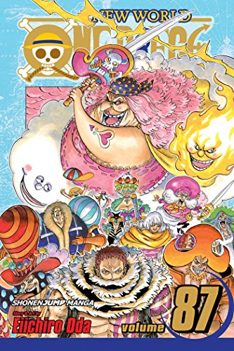 One Piece, Vol. 87 [Oda, Eiichiro] (Tapa Blanda)
