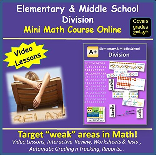 Amazoncom Learn About Elementary Middle School Division Video