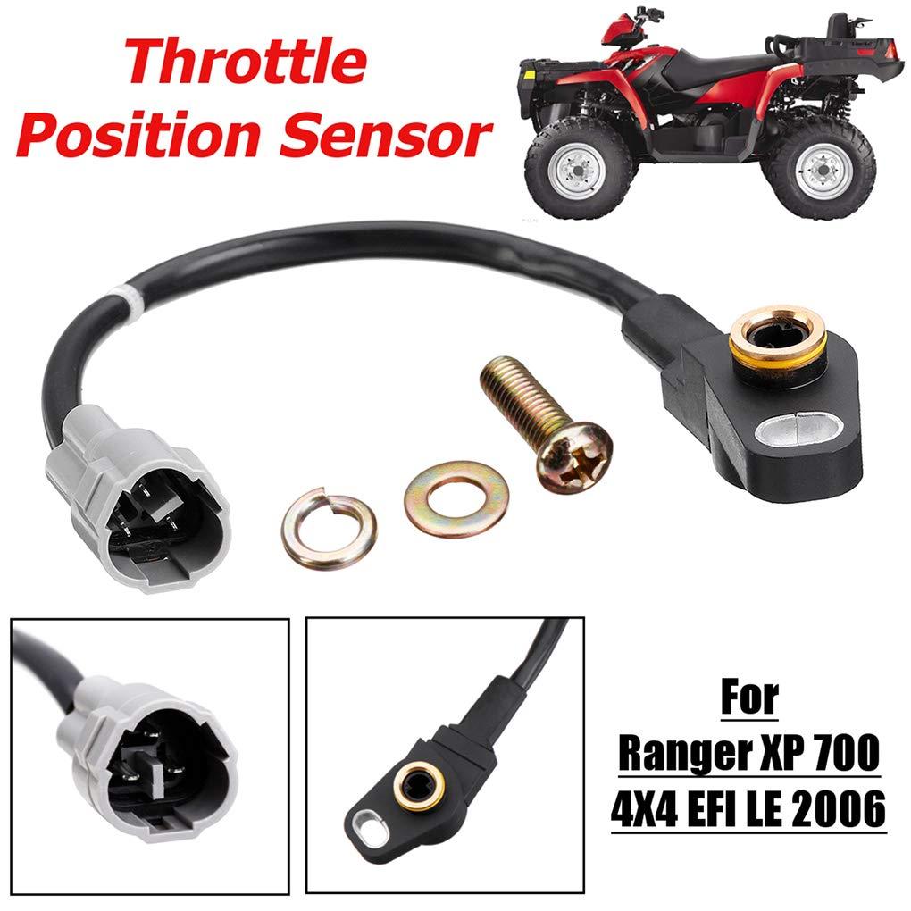 New Throttle Position Sensor Fit for 2006 Polaris Ranger XP 700 4X4 EFI