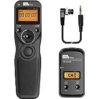 Pixel TW-283 DC0 Wireless Camrea Shutter Release Remote Control for Nikon Cameras D800 D810 D850 D700 D500 D300