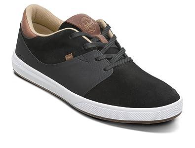 Herren Mahalo SG Skateboardschuhe, Schwarz (Black/Brown/Hart 0), 43 EU Globe