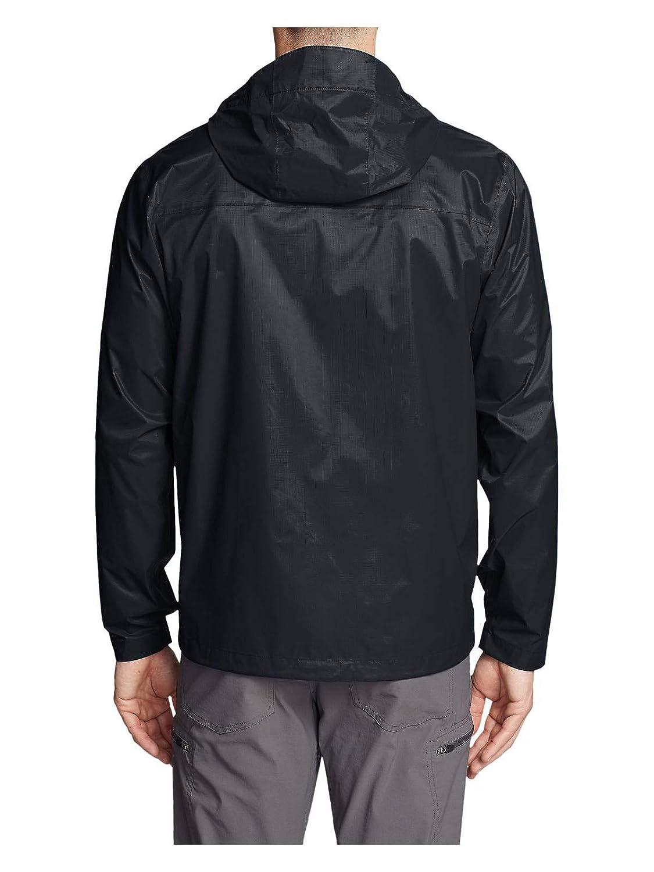 04079179123 Eddie Bauer Men's Cloud Cap Lightweight Rain Jacket