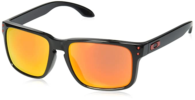 ce85c03fde Amazon.com  Oakley Men s Holbrook (A) Polarized Sunglasses