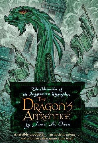 The Dragon's Apprentice (Chronicles of the Imaginarium Geographica, The) PDF ePub fb2 ebook