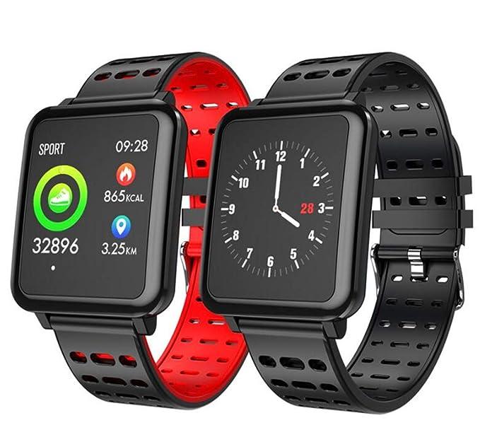 Amazon.com: SPP PANDA Smart Watches Wristband with Heart ...