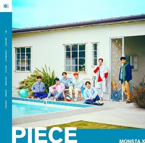 CD : Monsta X - Piece (Japan - Import)