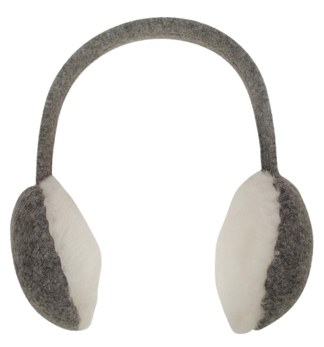 Lauren Ralph Lauren Women's Faux-Fur Shearling Earmuffs Ear Warmers-G-One Size
