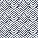 NuWallpaper NU1701 Arrowhead Deep Blue Peel & Stick Wallpaper