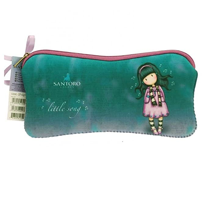 "Funda Portatodo de Neopreno Gorjuss ""Little Song"""