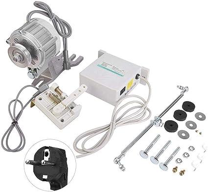 HEEPDD Servomotor Industrial de máquina de Coser 750W Velocidad ...