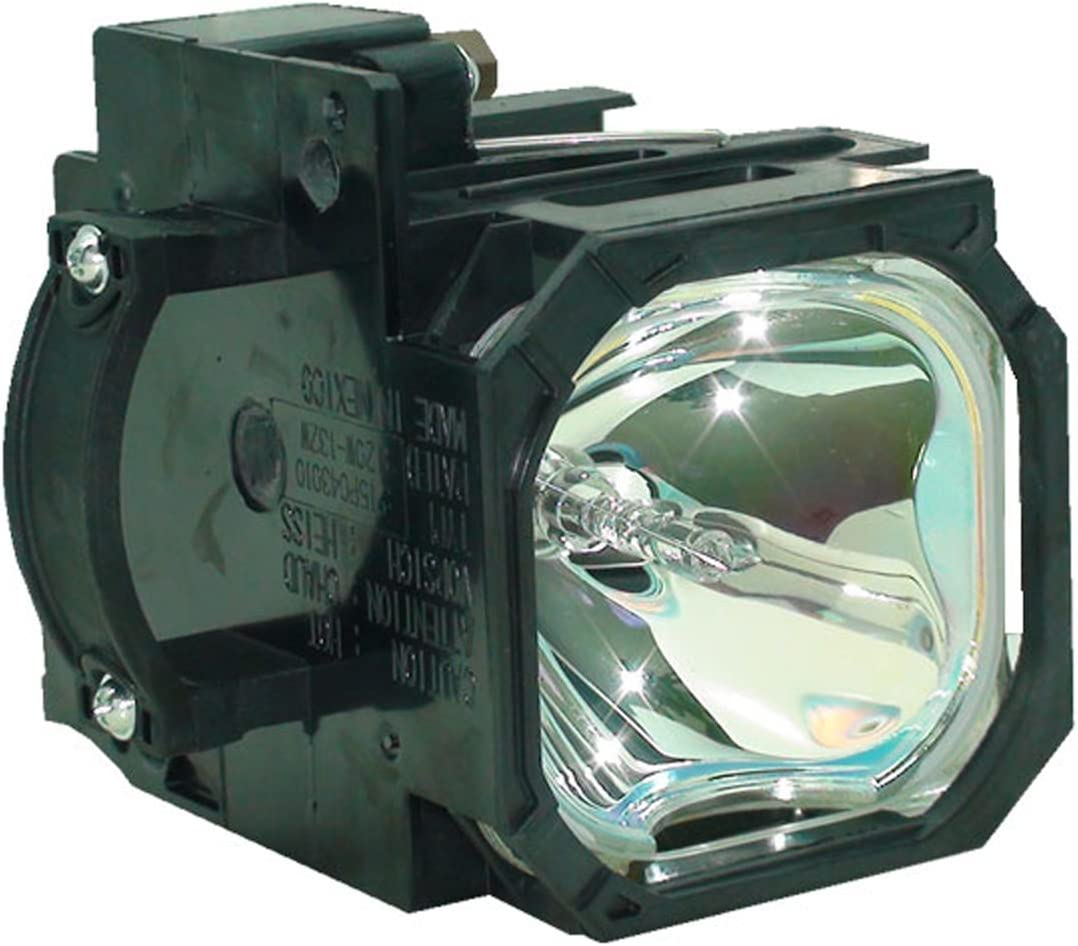 AuraBeam Rear Projection Replacement Lamp for Mitsubishi WD-52531 TV with Housing