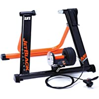 M5 Mag Pro Magnetic Indoor Bike Exercise Cycling Trainer (Black)