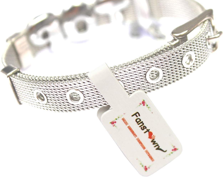 G I-DLE Kpop Team Member Name Handmade Titanium Bracelet Fanstown
