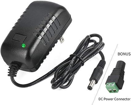 30W Universal AC//DC Power Adaptor Centre UK Plug Charger 3v 4.5v 6v 7.5v 9 12v K