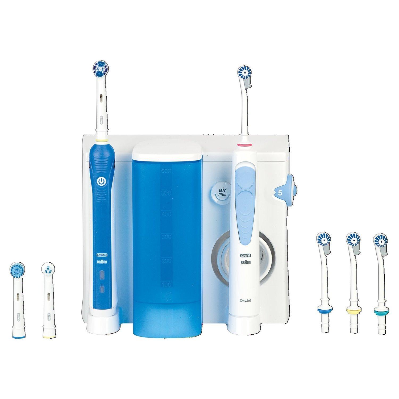 Brosses à dents électriques ORAL B OXYJETPLUS 2000 BLEU
