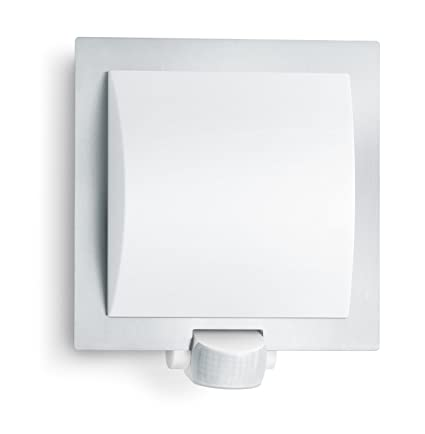 Steinel L 20 S 566814 Designer Outdoor Light/Motion Sensor with Sensor Technology/Impact
