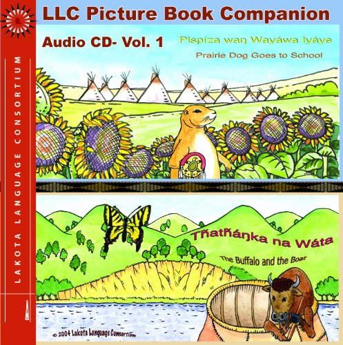 LLC Picture Book Companion Audio CD- Vol. 1 PDF