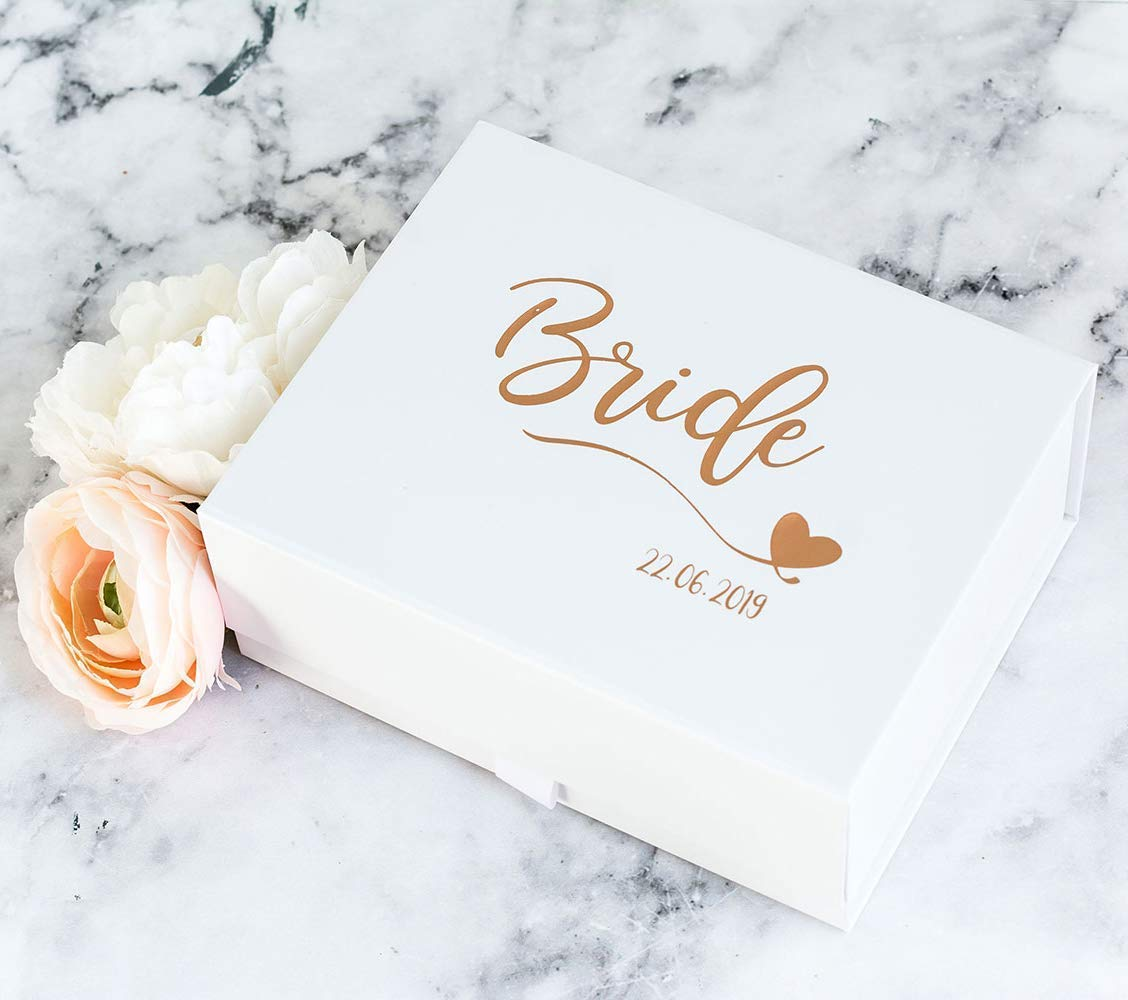 20x Custom White Paper Boxes Gold Foil Business Logo Handmade Soap Packing Boxes