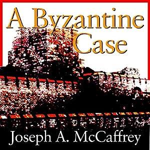 A Byzantine Case Audiobook