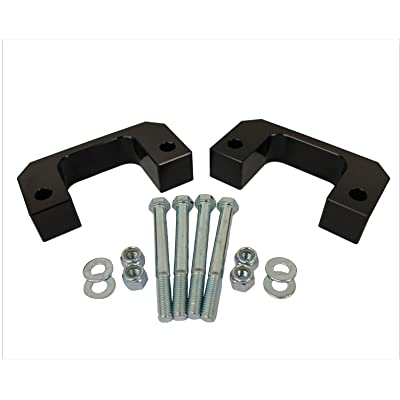 MotoFab Lifts CH-15LM - 1.5 in Front Leveling Lift Kit That is compatible with Chevy Gmc Pickup: Automotive