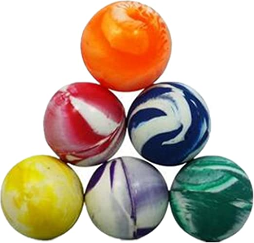 nicebuty – Juego de 15 pelotas Botan goma juegos de pelota juguete ...