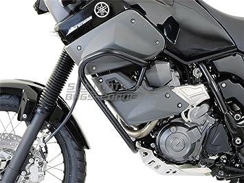 クラッシュバー | SW-MOTECH: Black Yamaha XT 660 Z Tenere (07-) sbl-06-567-10001-b
