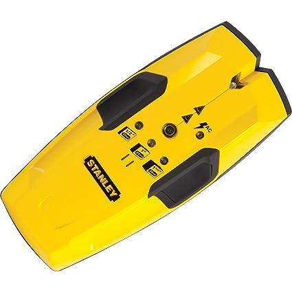 Preciso diseñado Stanley Detector de clavos 150 escáner de pared Detector de para Cables, Metal
