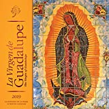 La Virgen de Guadalupe 2019 12 x 12 Inch Monthly Square Wall Calendar with Foil Stamped Cover, Virgin of Guadalupe Mexico City (Spanish and English Edition)