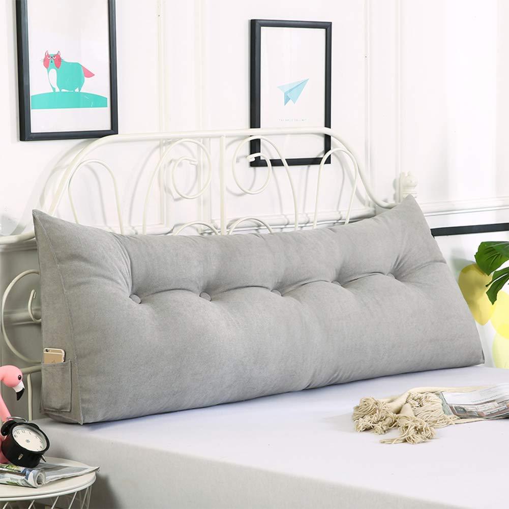 最新の激安 Pp コットン 三角ウェッジ枕,単色 180x20x50cm(71x8x20inch) B07LGVHCB1 ダブル デザイン 読書枕,畳 隠しジッパー デザイン リムーバブル ソファやベッドの-グリーン 180x20x50cm(71x8x20inch) B07LGVHCB1 80x20x50cm(31x8x20)|グレー グレー 80x20x50cm(31x8x20), 田川市:855bd64b --- pizzaovens4u.com