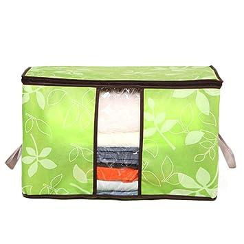 Tragbare Faltbare Vlies Stoff Kleidung Decke Quilt Lagerung Tasche Box Organizer Möbel & Wohnen