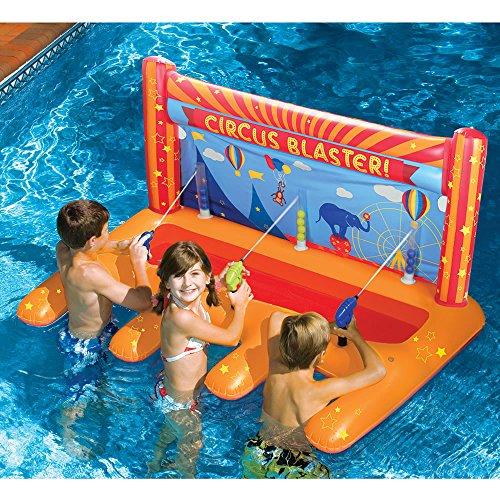 Hammacher Schlemmer The Three Player Aquatic Arcade