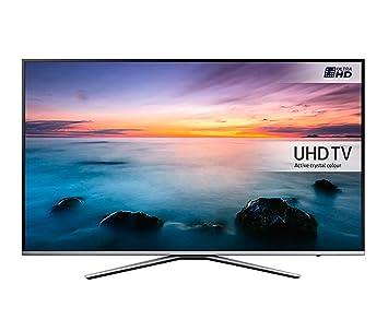 samsung tv uk. samsung ue49ku6400 49-inch 4k ultra hd smart tv - silver tv uk 0